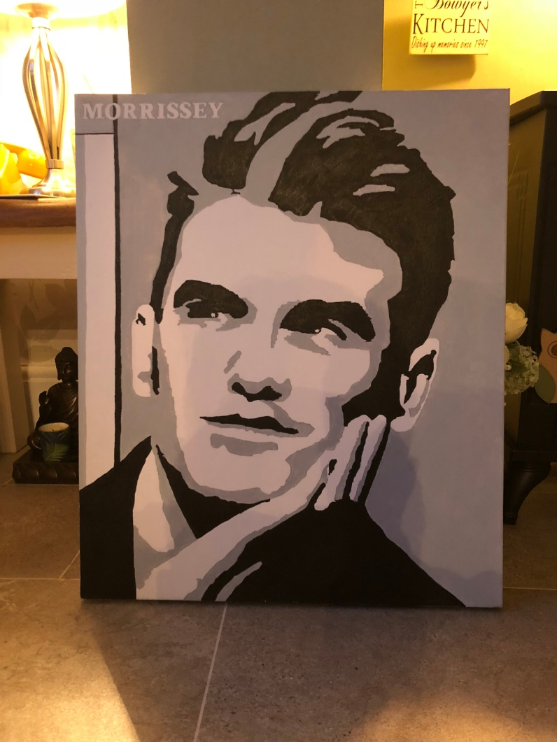"Morrissey 30x20"""